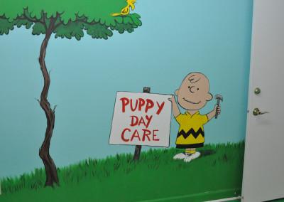 Doggie Daycare Peanuts