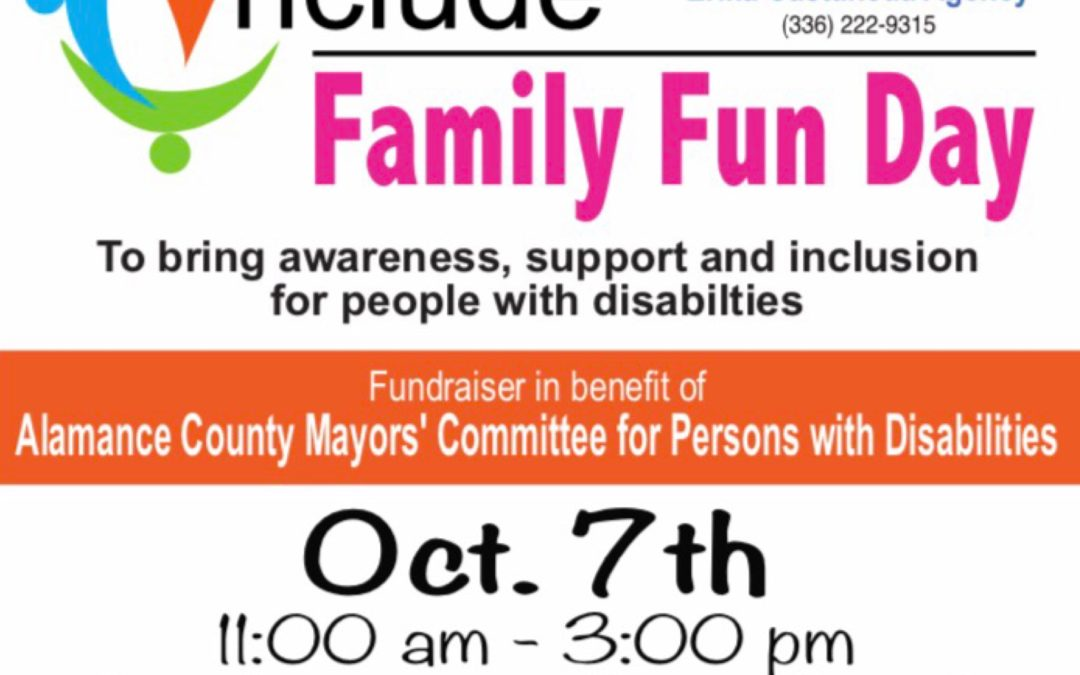 Family Fun Day – Burlington City Park